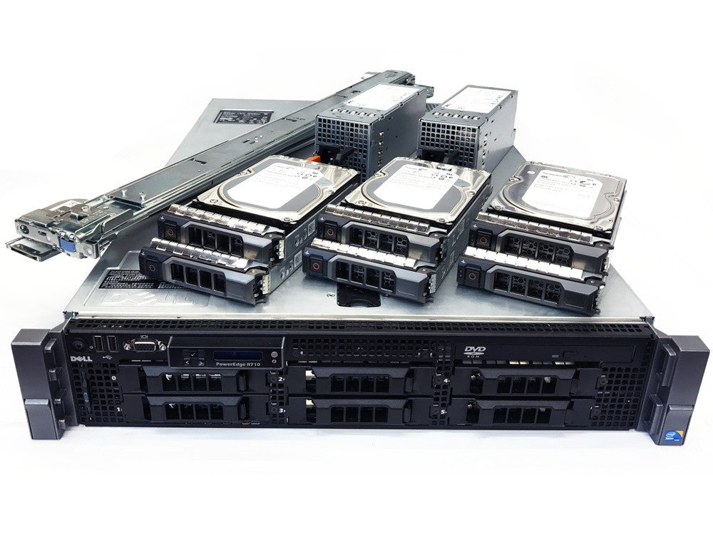 Dell PowerEdge R710 3 5