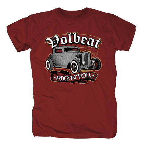 Rock N Roll Car T-Shirt
