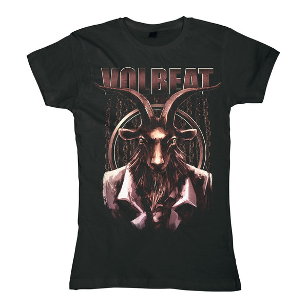 Volbeat North America Tour 2015 Women's Tee