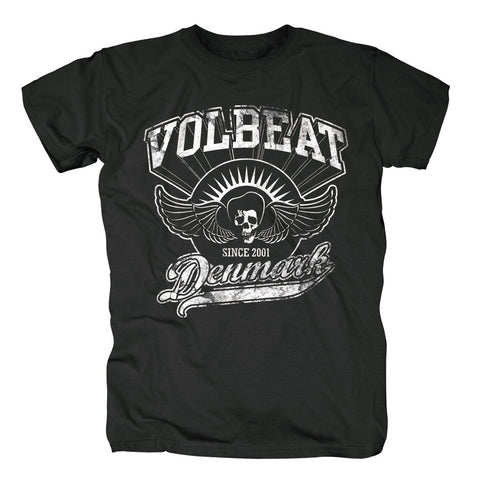 Volbeat Rise From Denmark T-Shirt