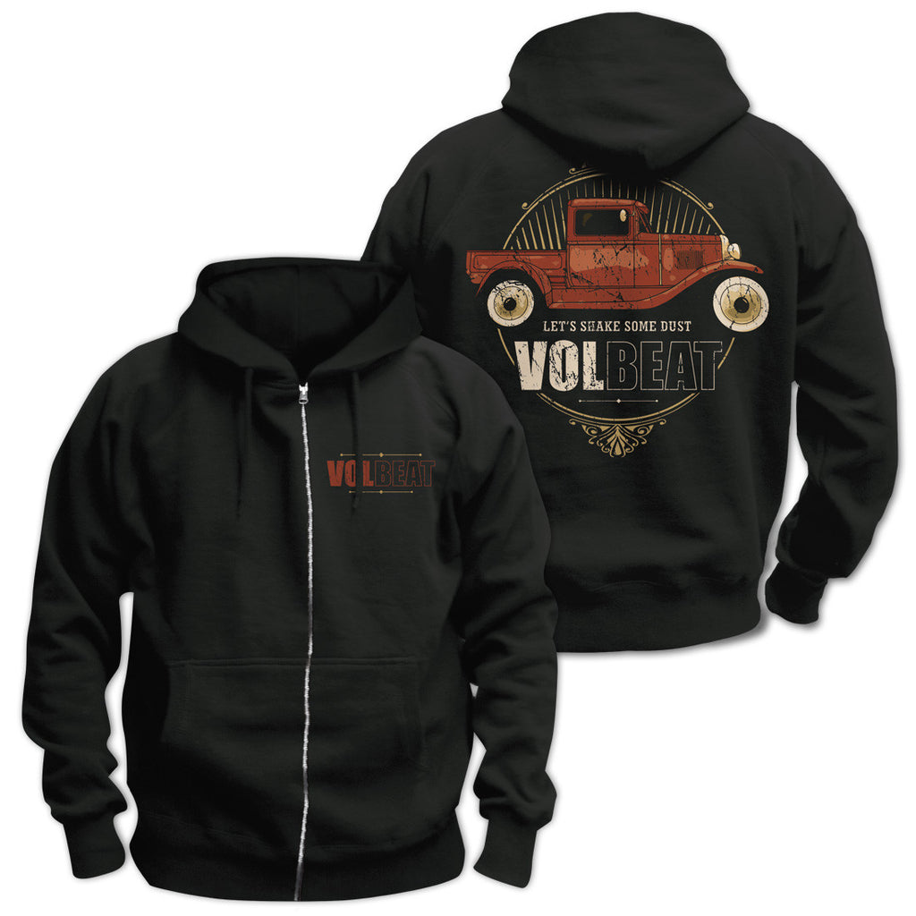 Volbeat Lets Shake Some Dust Hoodie