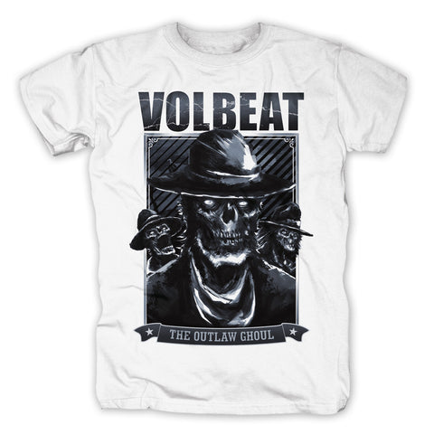 Volbeat Outlaw Frame T-Shirt
