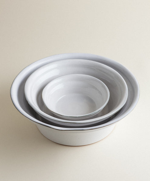 Bevagna Set of Nested Bowls