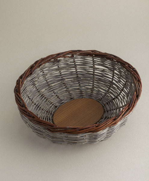 Gradara Handwoven Round Bread Baskets - Olive and Willow