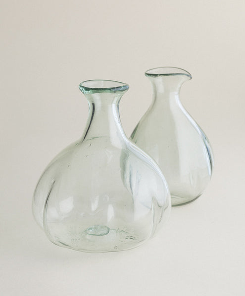 Glass Gourd Decanter