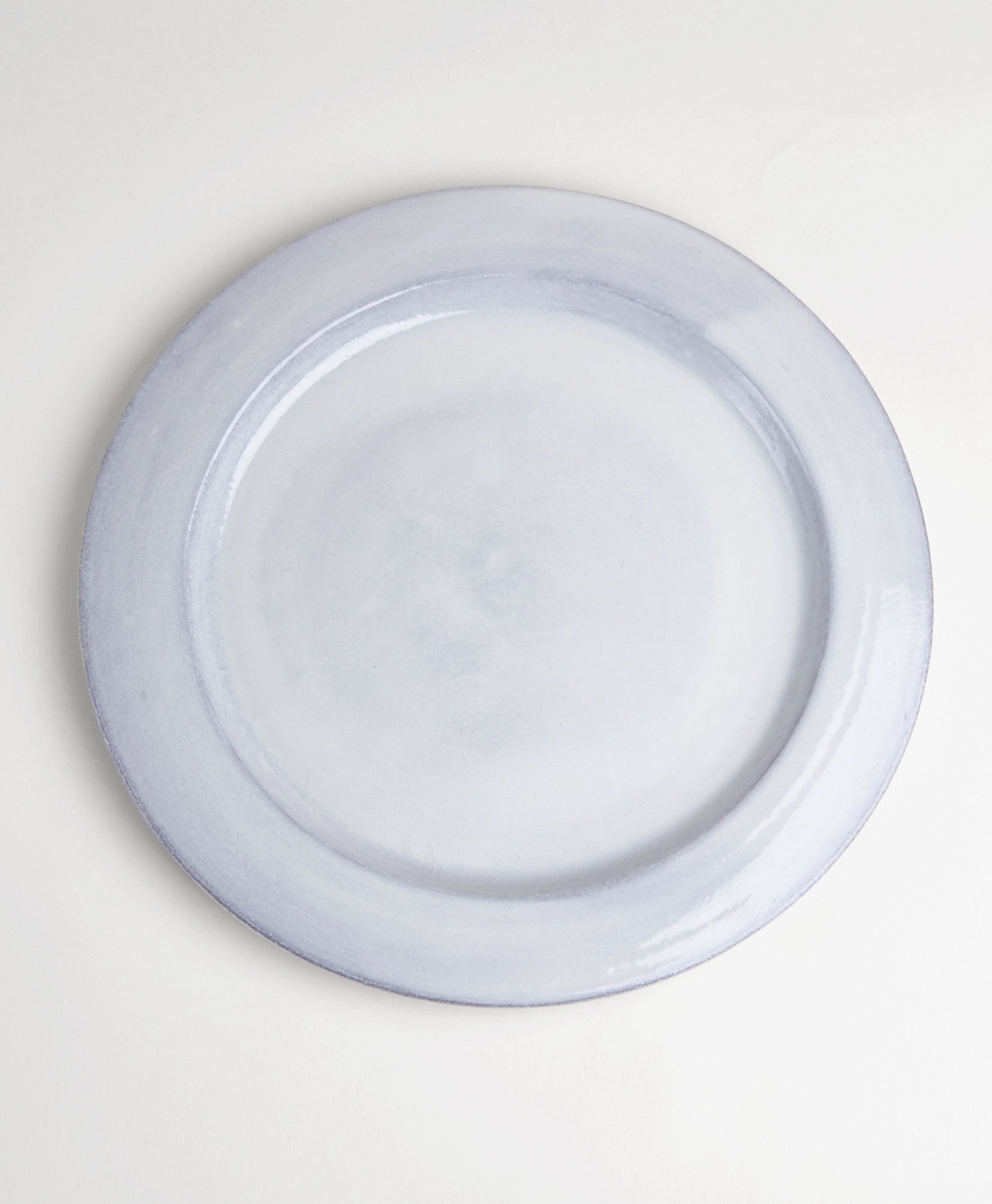 Rimmed Dinner Plate - Il Buco Vita : picture dinner plate - pezcame.com