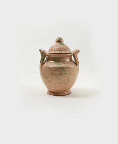 Antique Lidded Urn - Il Buco Vita