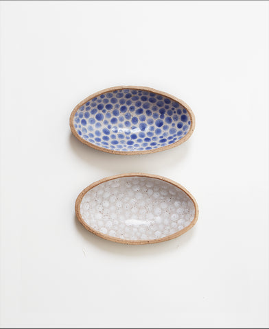 Small Shell Dish with Raw Edge - Il Buco Vita
