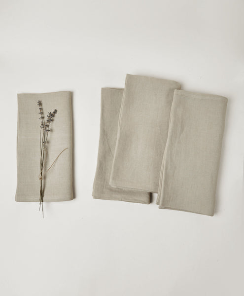Simple Linen Napkins