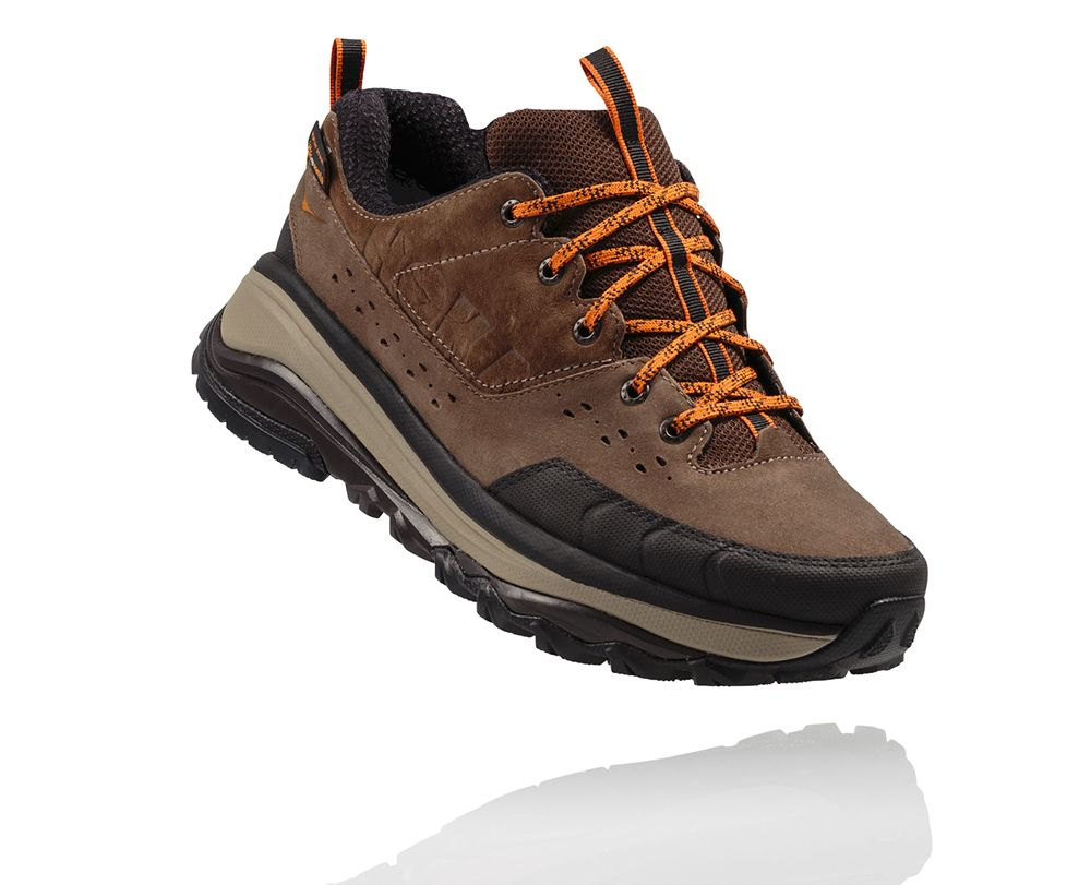 Men's Tor Summit WP by Hoka One One - Adventure Outlet - New Zealand