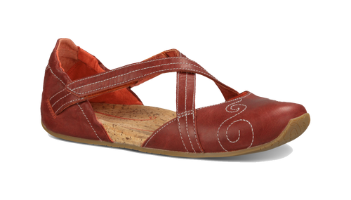 Women's Karma Latitude Leather Shoe by Ahnu - Adventure Outlet - New Zealand