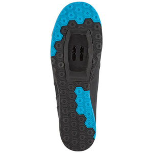 Men's Cobalt Lace Mountain Biking Shoe by Louis Garneau - Adventure Outlet - New Zealand