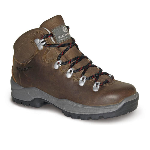 Kids Terra Leather Boot by Scarpa - Adventure Outlet - New Zealand