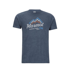 Men's Beams Tee Shirt by Marmot - Adventure Outlet - New Zealand