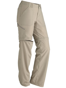 Women's Lobo's Convertible Pant by Marmot - Adventure Outlet - New Zealand