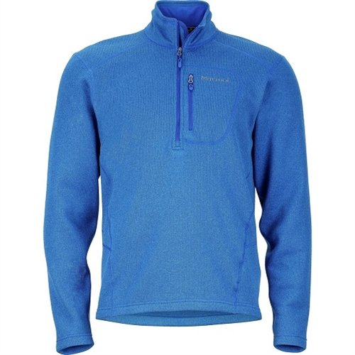 Men's Drop Line 1/2 Zip Long Sleeve by Marmot - Adventure Outlet - New Zealand