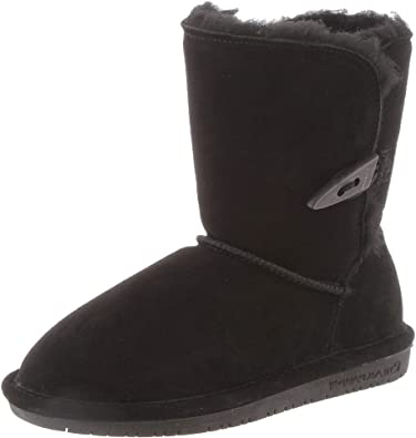 Abigail Youth Sheepskin Boot by Bearpaw - Adventure Outlet - New Zealand