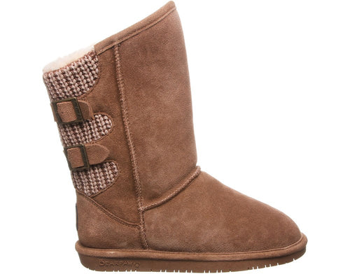 Women's Boshie Sheepskin Boot by Bearpaw - Adventure Outlet - New Zealand
