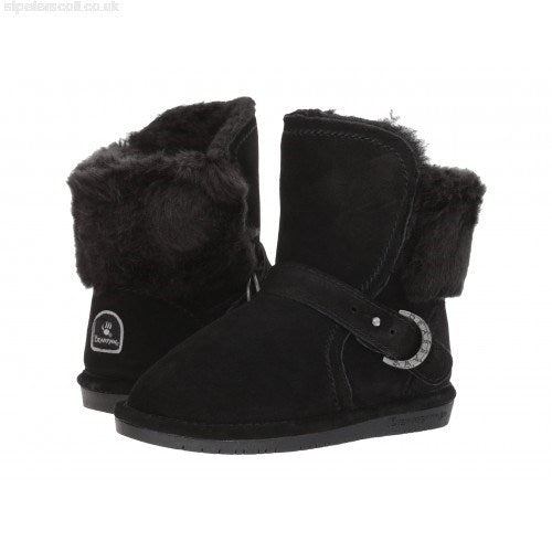 Kid's Koko Sheepskin Boot by Bearpaw - Adventure Outlet - New Zealand