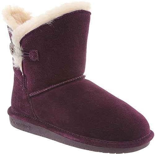Women's Rosie Sheepskin Boot by Bearpaw - Adventure Outlet - New Zealand