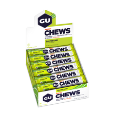 Load image into Gallery viewer, Gu Chews (Box of 18 Double Serves) Expired