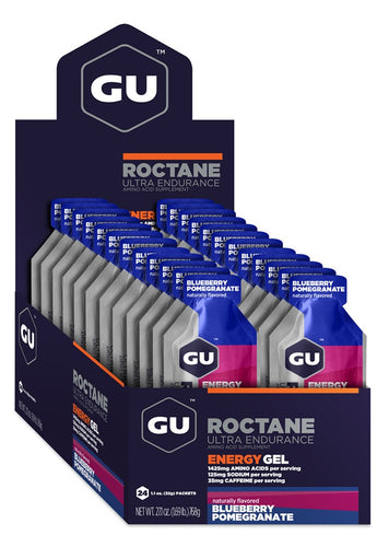 GU Roctane Gel (Box of 24)- Best Before