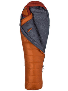 Never Summer Down Sleeping Bag (-18 degC) by Marmot - Adventure Outlet - New Zealand