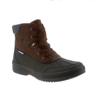 Men's Lucas Leather Boot by Bearpaw - Adventure Outlet - New Zealand