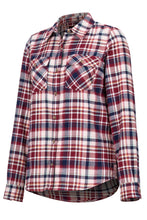 Load image into Gallery viewer, Women's Bridget Midwt Flannel LS Shirt by Marmot