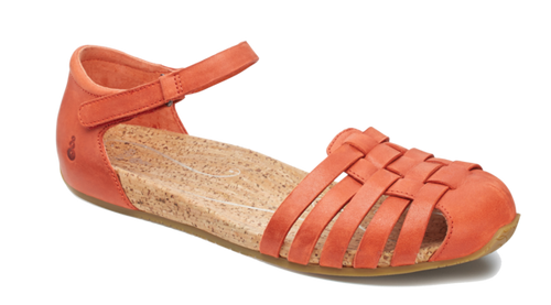 Women's Malini Leather Sandal by Ahnu - Adventure Outlet - New Zealand
