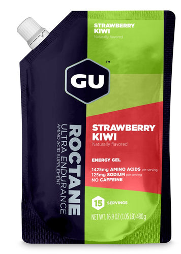 GU Roctane Energy Gel (15 Serv Pkt) Expired