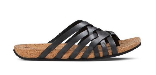 Women's Maia Leather Sandal by Ahnu - Adventure Outlet - New Zealand