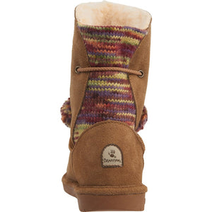 Kid's Olivia Sheepskin Boot by Bearpaw - Adventure Outlet - New Zealand