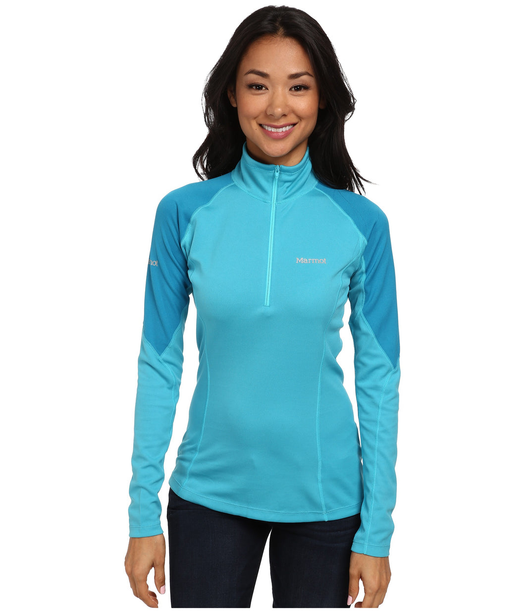 Women's ThermalClime Pro 1/2 Zip by Marmot