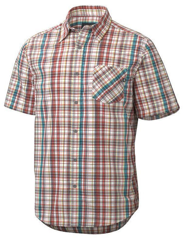 Men's Mitchell Short Sleeve Shirt by Marmot - Adventure Outlet - New Zealand