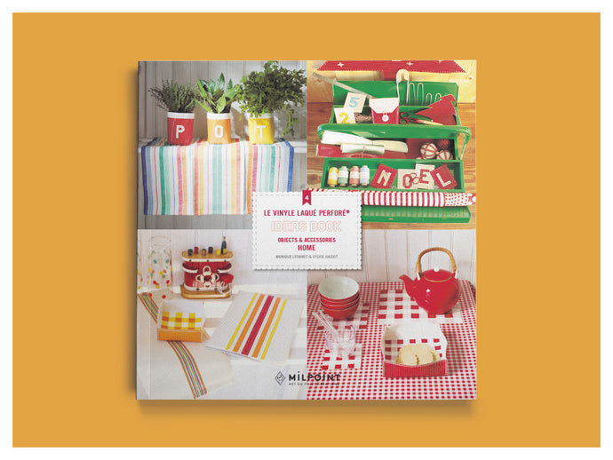 Ideas book 4 : for HOME