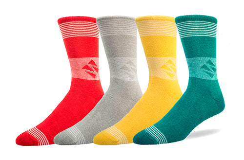 swap socks mismatched sock pack bold move cotton made in america