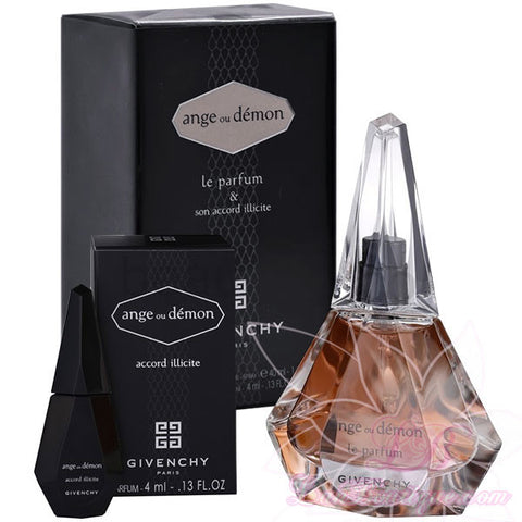 Accord 40ml Parfumamp; 2pcs Illicite Givenchy Ou Le Giftset Demon Ange Mini By 9D2YHeWEI