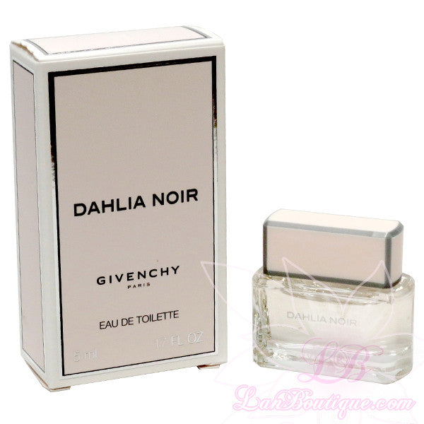 Dahlia Noir by Givenchy - mini 5ml / 0.17fl.oz. Eau De Toilette