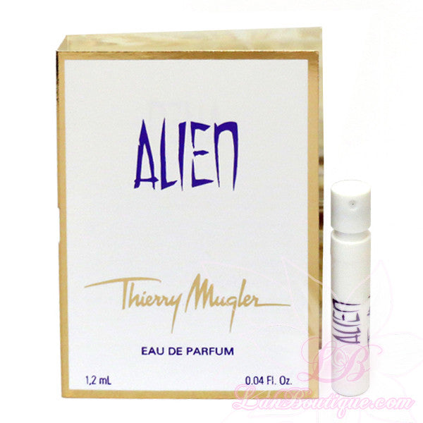 Thierry Mugler Alien 12ml 004oz Eau De Parfum Vial Lan Boutique