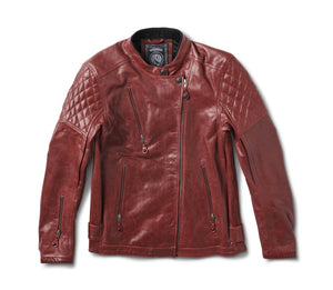 Roland Sands Design Clash RS Signature Oxblood