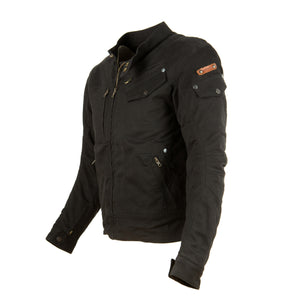 Resurgence Gear Rocker PEKEV lined denim style protective motorcycle jacket