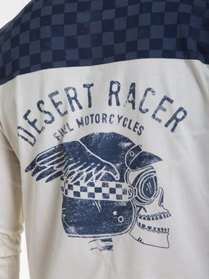 Fuel Motorcycles Desert long sleeve shirt