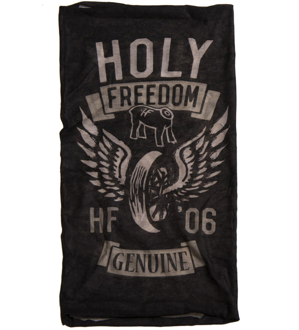 Holy Freedom Greatest Custom Motorcycle Bandana Tube