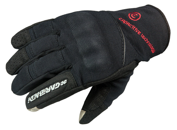 Garibaldi Indar Winter Retro Classic Gloves with Capacitive Pads