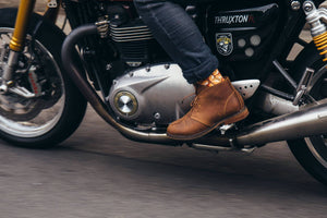 MotoBailey LaRyder Kevlar lined motorcycle boot