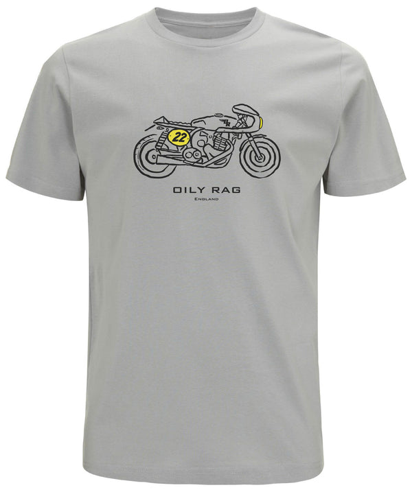 Oily Rag Clothing Bike retro t'shirt