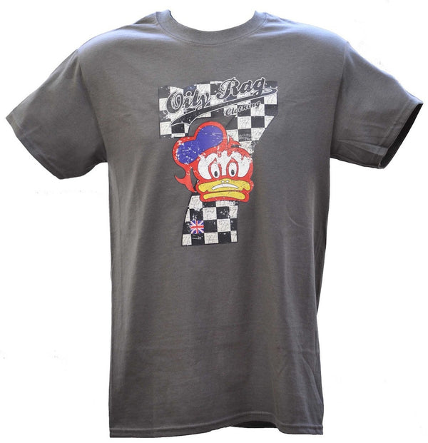 Oily Rag Clothing Legend (Barry Sheene tribute) retro T'shirt