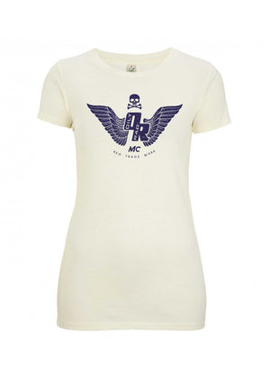 Oily Rag Clothing Ladies Motorcycle Club retro T'shirt