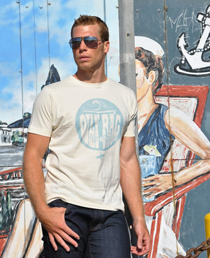 Oily Rag Clothing Surf retro surfer T'shirt